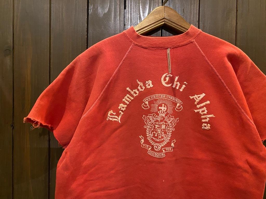 マグネッツ神戸店 3/31(水)Vintage入荷! #6 S/S Vintage Swaet Shirt !!!_c0078587_15431444.jpg