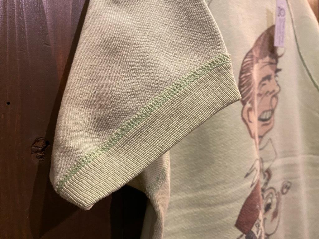 マグネッツ神戸店 3/31(水)Vintage入荷! #6 S/S Vintage Swaet Shirt !!!_c0078587_15442241.jpg