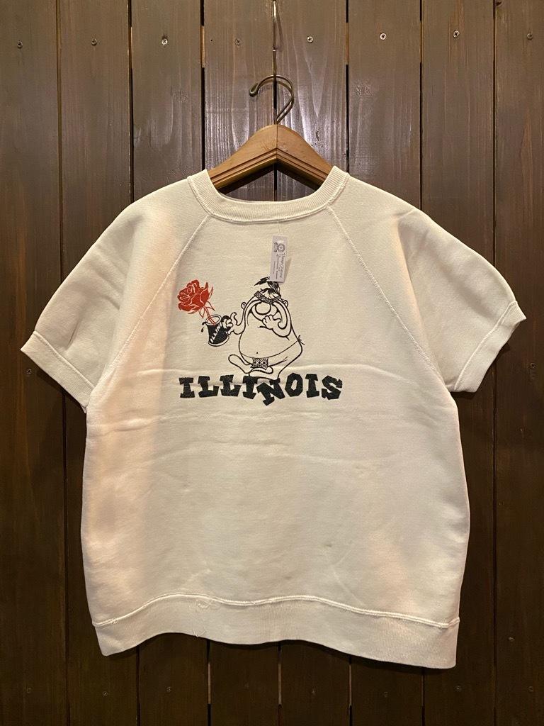 マグネッツ神戸店 3/31(水)Vintage入荷! #6 S/S Vintage Swaet Shirt !!!_c0078587_15470947.jpg