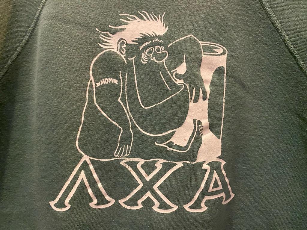 マグネッツ神戸店 3/31(水)Vintage入荷! #6 S/S Vintage Swaet Shirt !!!_c0078587_15480710.jpg