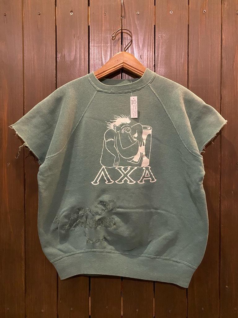 マグネッツ神戸店 3/31(水)Vintage入荷! #6 S/S Vintage Swaet Shirt !!!_c0078587_15480811.jpg