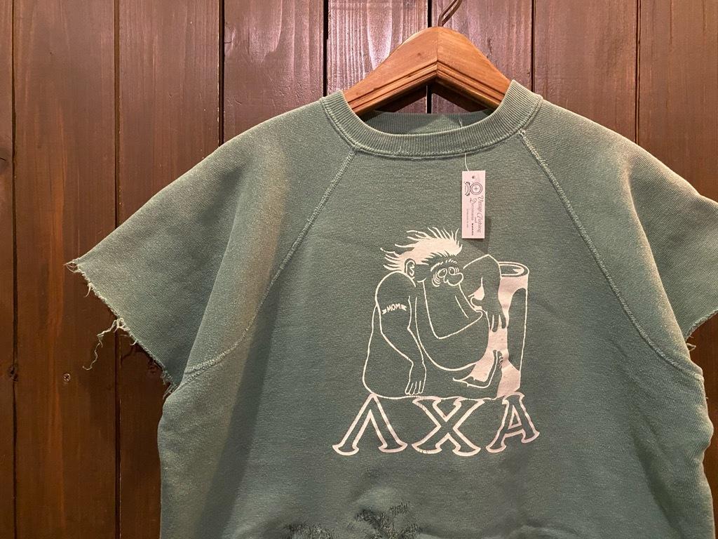 マグネッツ神戸店 3/31(水)Vintage入荷! #6 S/S Vintage Swaet Shirt !!!_c0078587_15480873.jpg