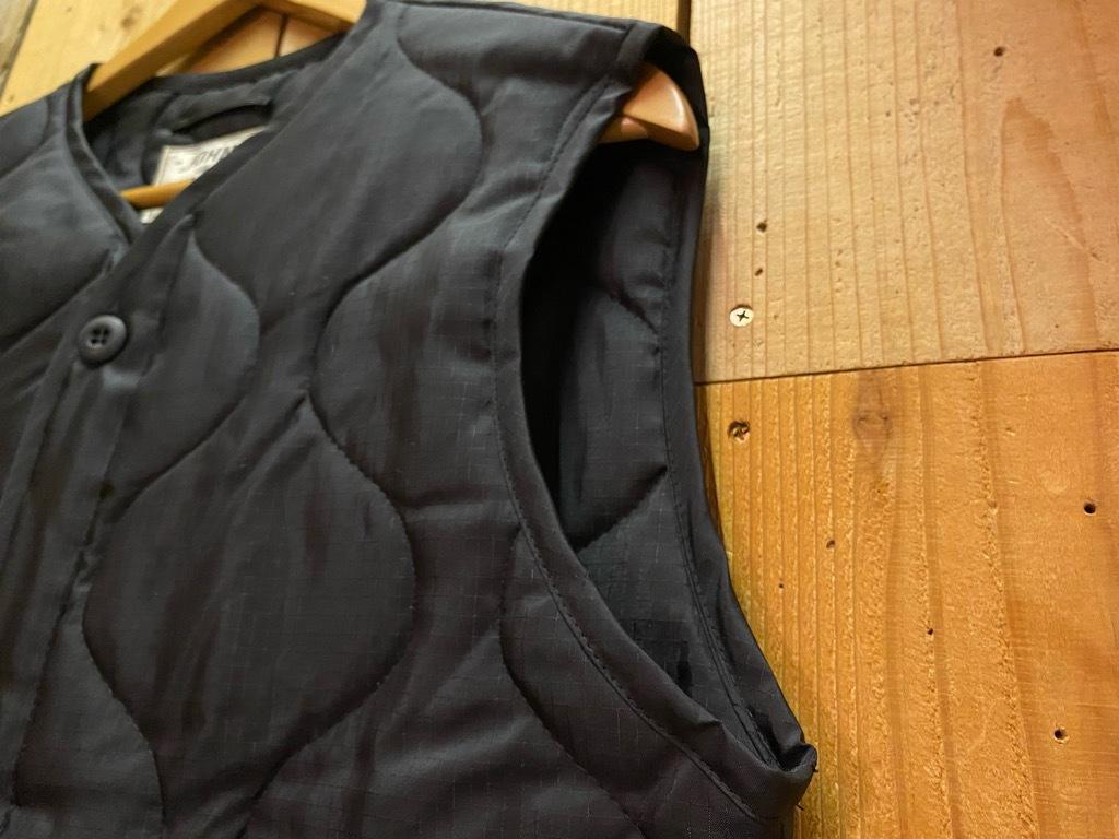 """4月3日(土)マグネッツ大阪店スーペリア入荷日‼#2 NOS \""""JOHN OWNBEY\""""Quilting Nylon Woobie Vest Made In USA!!_c0078587_15492900.jpg"""