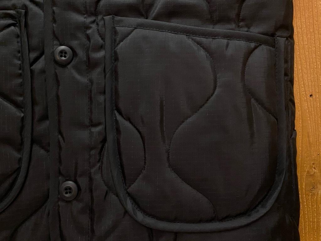 """4月3日(土)マグネッツ大阪店スーペリア入荷日‼#2 NOS \""""JOHN OWNBEY\""""Quilting Nylon Woobie Vest Made In USA!!_c0078587_15493259.jpg"""