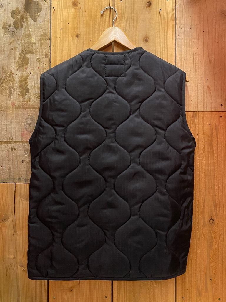 """4月3日(土)マグネッツ大阪店スーペリア入荷日‼#2 NOS \""""JOHN OWNBEY\""""Quilting Nylon Woobie Vest Made In USA!!_c0078587_15494148.jpg"""