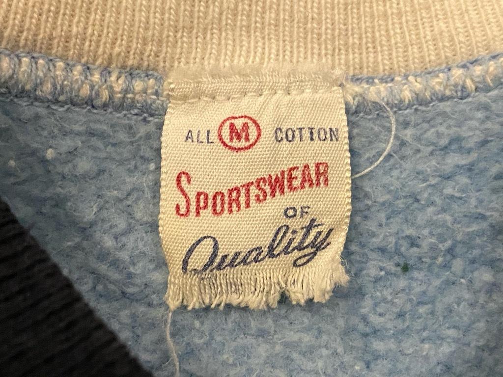 マグネッツ神戸店 3/31(水)Vintage入荷! #6 S/S Vintage Swaet Shirt !!!_c0078587_15494496.jpg