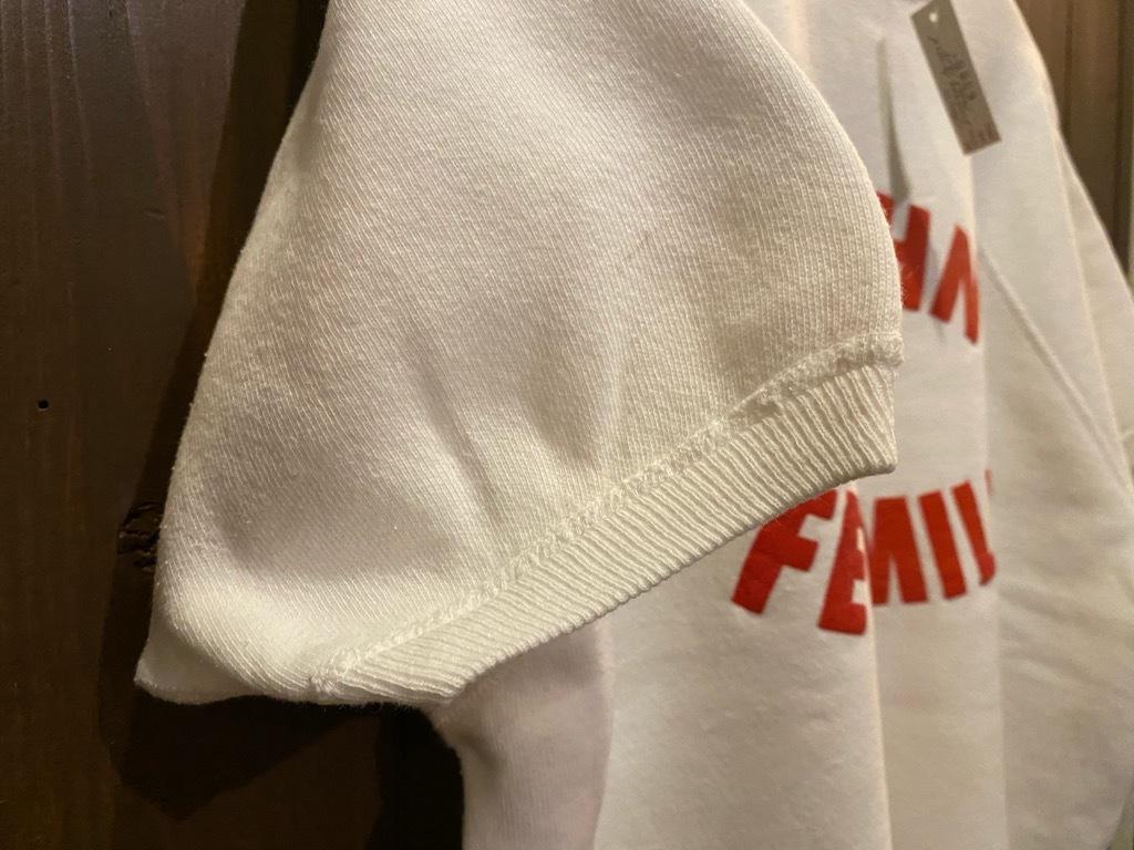 マグネッツ神戸店 3/31(水)Vintage入荷! #6 S/S Vintage Swaet Shirt !!!_c0078587_15590984.jpg