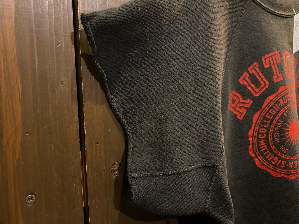 マグネッツ神戸店 3/31(水)Vintage入荷! #6 S/S Vintage Swaet Shirt !!!_c0078587_16001132.jpg