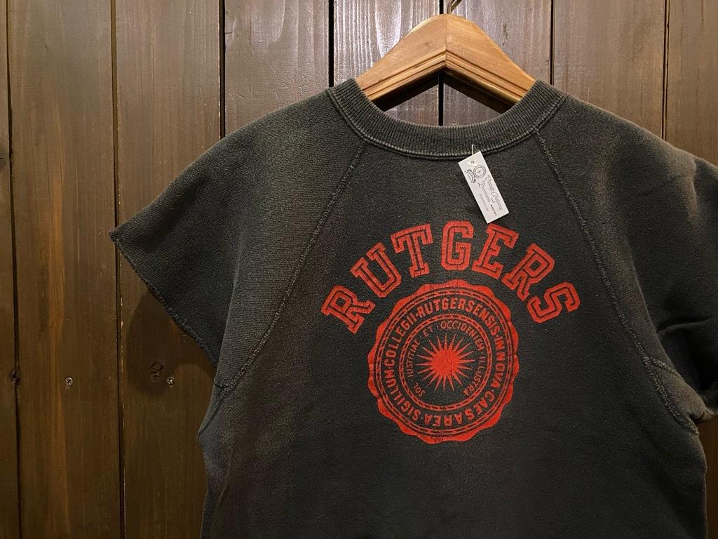 マグネッツ神戸店 3/31(水)Vintage入荷! #6 S/S Vintage Swaet Shirt !!!_c0078587_16001226.jpg