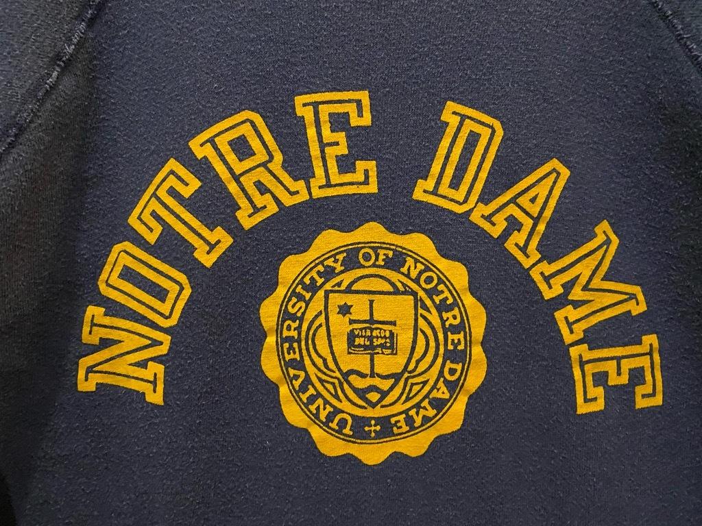 マグネッツ神戸店 3/31(水)Vintage入荷! #7 Vintage Swaet Shirt !!!_c0078587_16333030.jpg