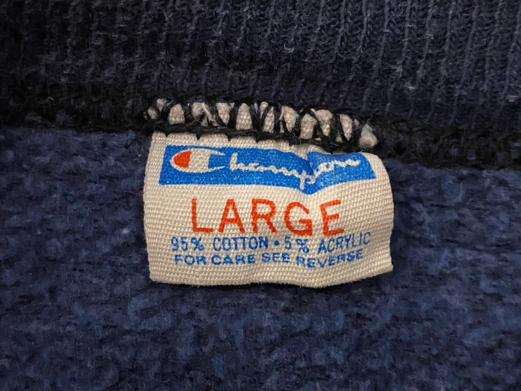 マグネッツ神戸店 3/31(水)Vintage入荷! #7 Vintage Swaet Shirt !!!_c0078587_16333115.jpg