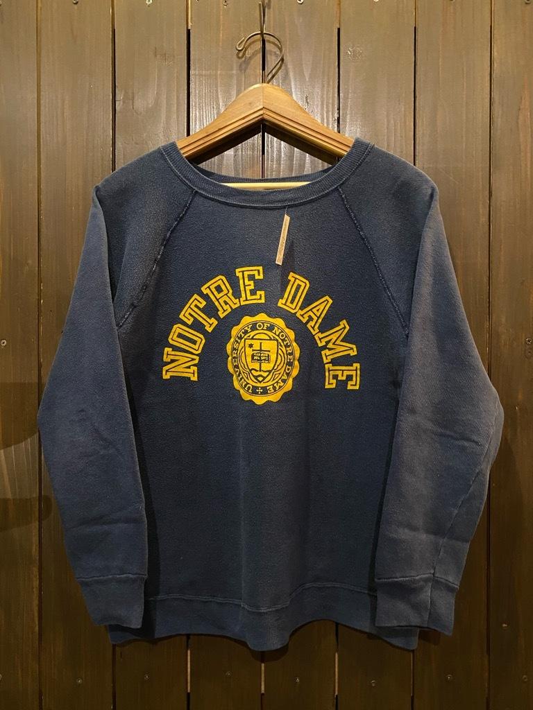 マグネッツ神戸店 3/31(水)Vintage入荷! #7 Vintage Swaet Shirt !!!_c0078587_16333144.jpg