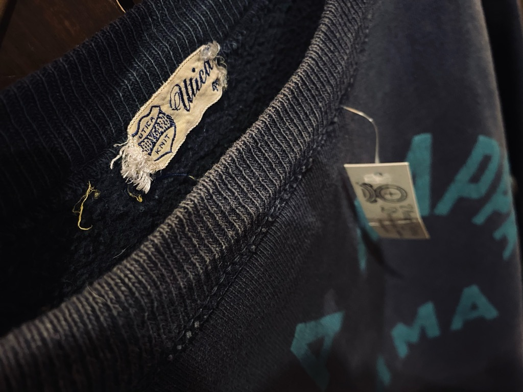 マグネッツ神戸店 3/31(水)Vintage入荷! #7 Vintage Swaet Shirt !!!_c0078587_16344546.jpg