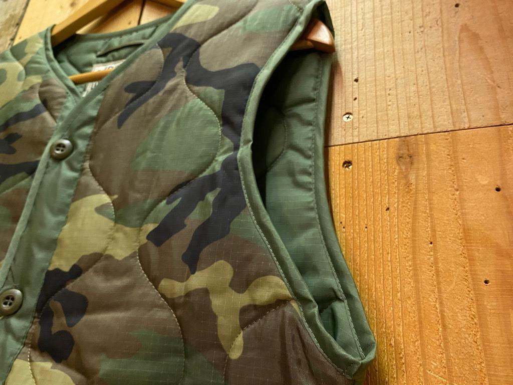 """4月3日(土)マグネッツ大阪店スーペリア入荷日‼#2 NOS \""""JOHN OWNBEY\""""Quilting Nylon Woobie Vest Made In USA!!_c0078587_17075289.jpg"""