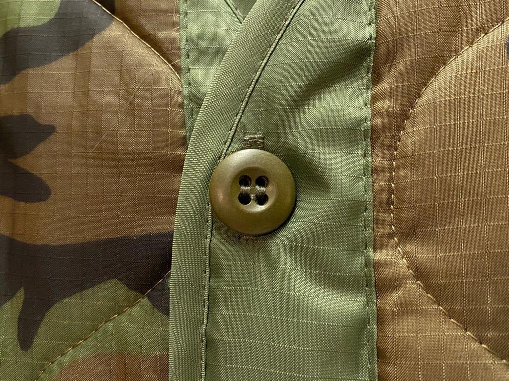 """4月3日(土)マグネッツ大阪店スーペリア入荷日‼#2 NOS \""""JOHN OWNBEY\""""Quilting Nylon Woobie Vest Made In USA!!_c0078587_17075366.jpg"""