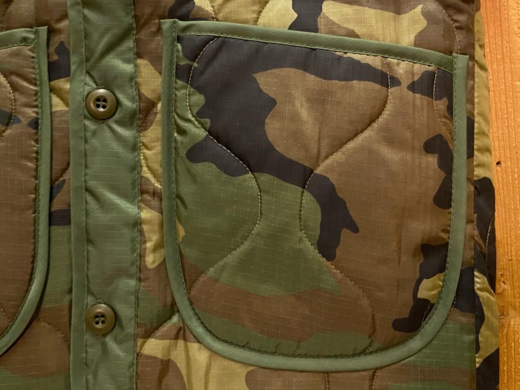 """4月3日(土)マグネッツ大阪店スーペリア入荷日‼#2 NOS \""""JOHN OWNBEY\""""Quilting Nylon Woobie Vest Made In USA!!_c0078587_17075512.jpg"""