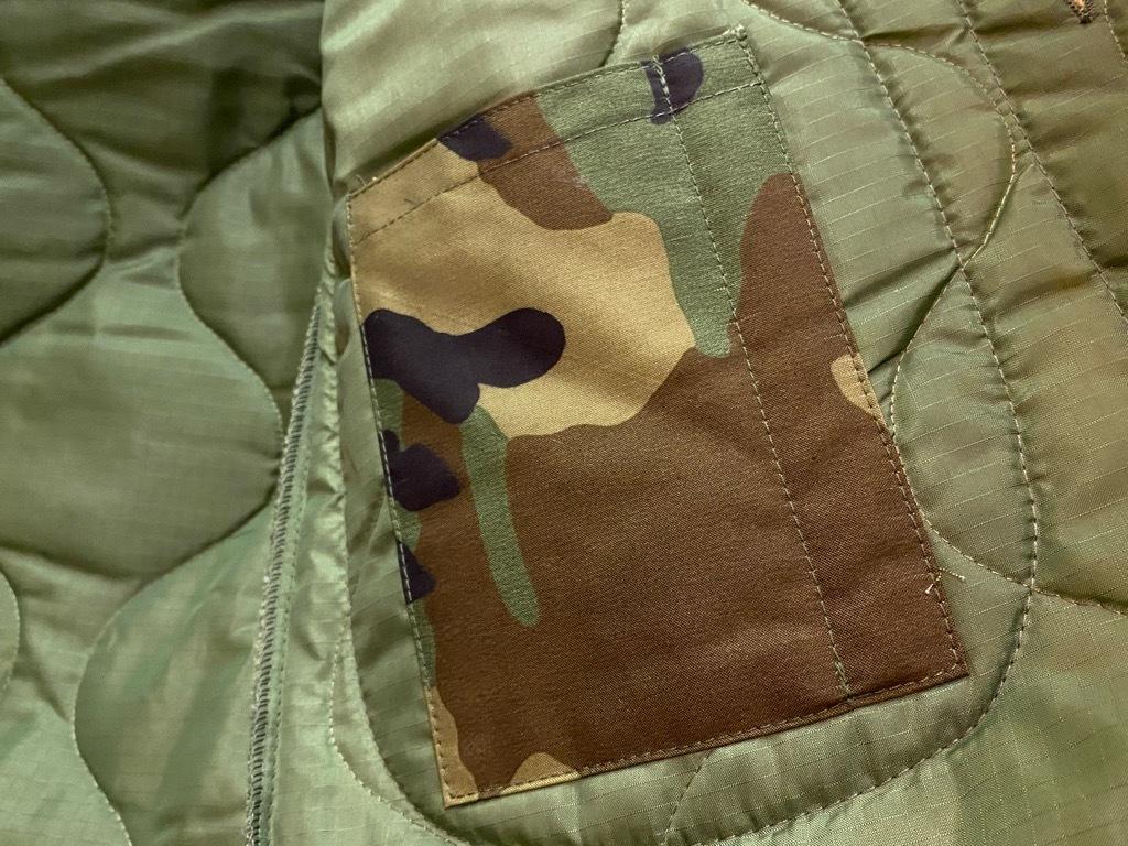 """4月3日(土)マグネッツ大阪店スーペリア入荷日‼#2 NOS \""""JOHN OWNBEY\""""Quilting Nylon Woobie Vest Made In USA!!_c0078587_17080239.jpg"""