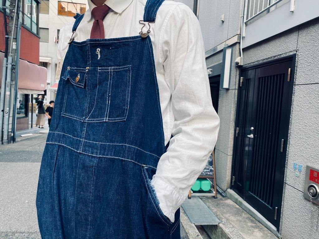マグネッツ神戸店 3/31(水)Vintage入荷! #4 Vintage OverAll !!!_c0078587_17381626.jpg