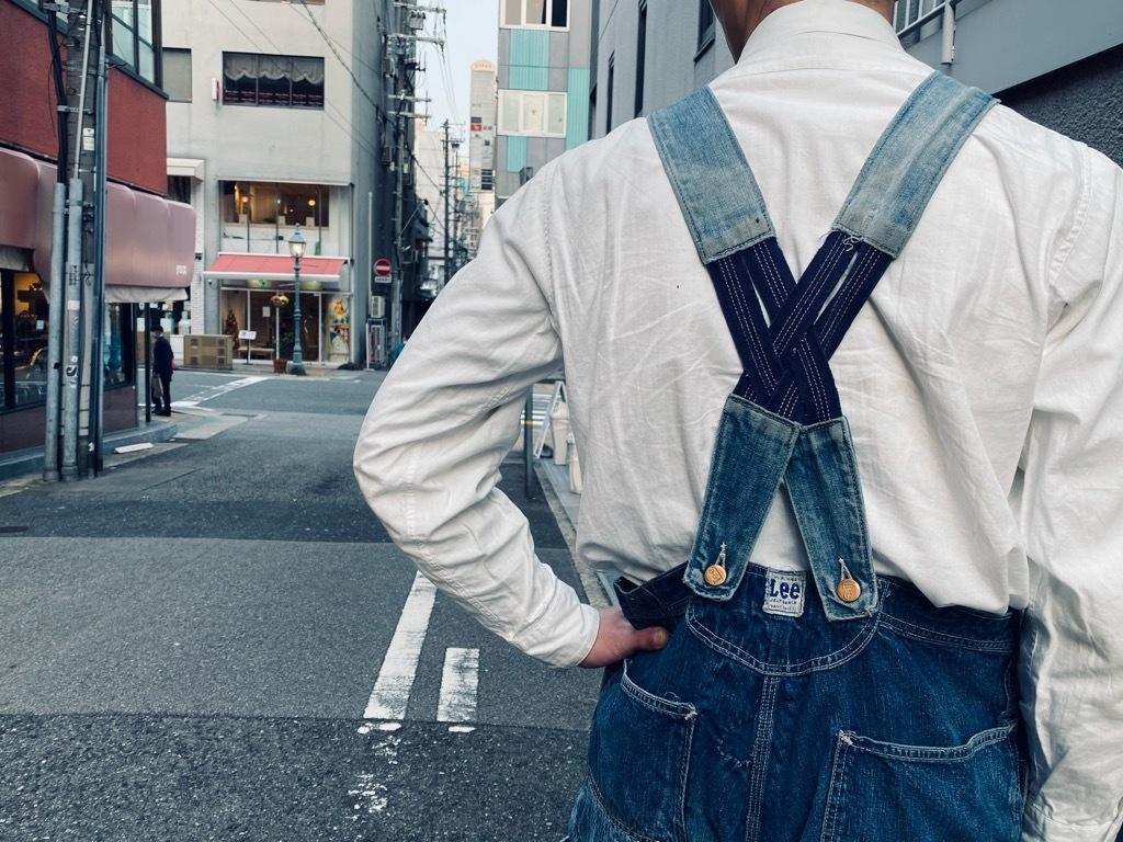 マグネッツ神戸店 3/31(水)Vintage入荷! #4 Vintage OverAll !!!_c0078587_17391418.jpg
