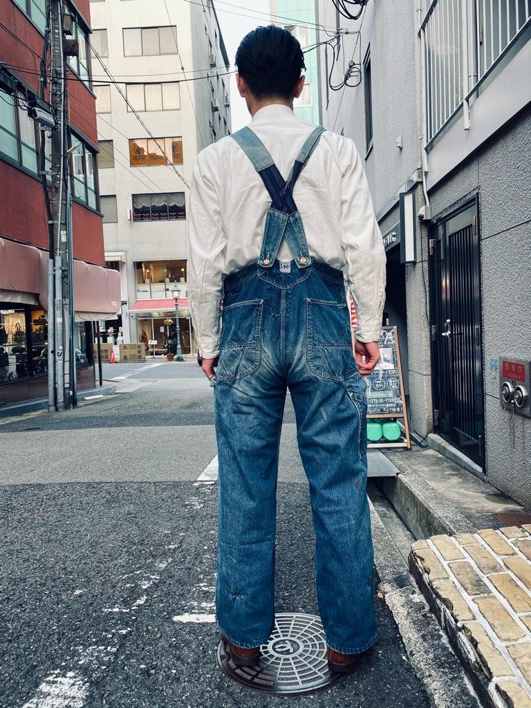 マグネッツ神戸店 3/31(水)Vintage入荷! #4 Vintage OverAll !!!_c0078587_17391465.jpg