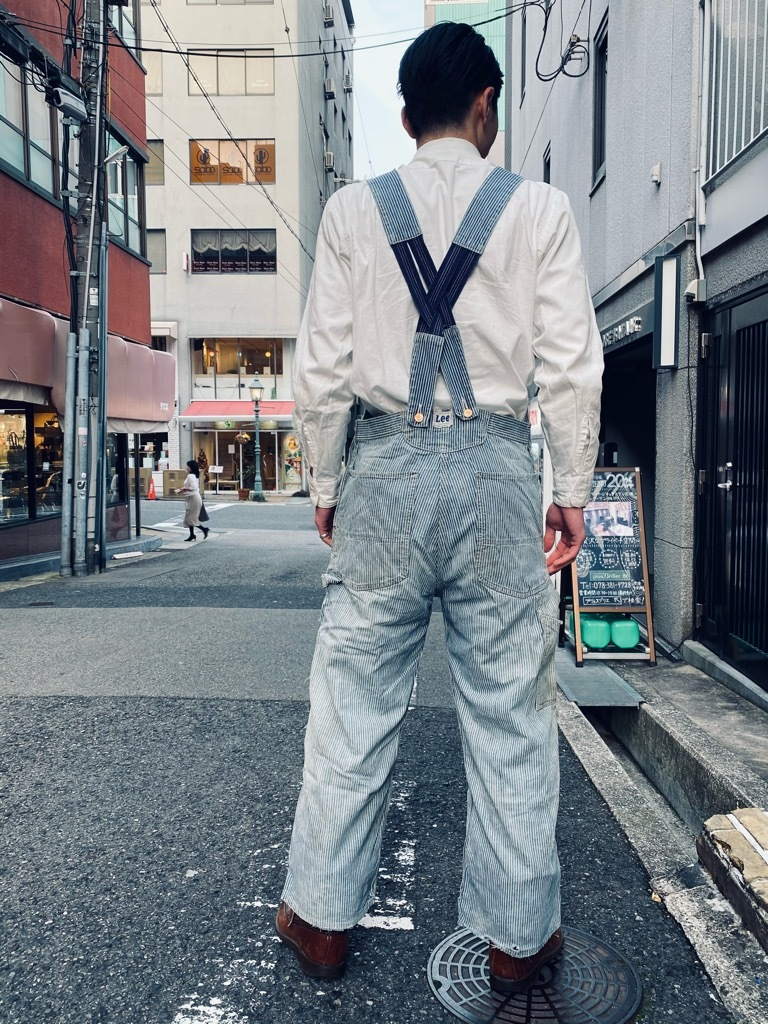 マグネッツ神戸店 3/31(水)Vintage入荷! #4 Vintage OverAll !!!_c0078587_17400311.jpg