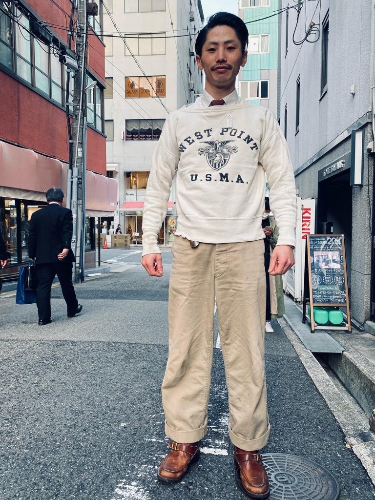 マグネッツ神戸店 3/31(水)Vintage入荷! #7 Vintage Swaet Shirt !!!_c0078587_17405701.jpg