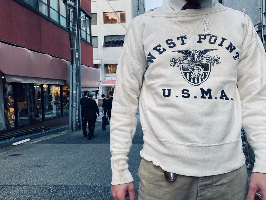 マグネッツ神戸店 3/31(水)Vintage入荷! #7 Vintage Swaet Shirt !!!_c0078587_17405792.jpg