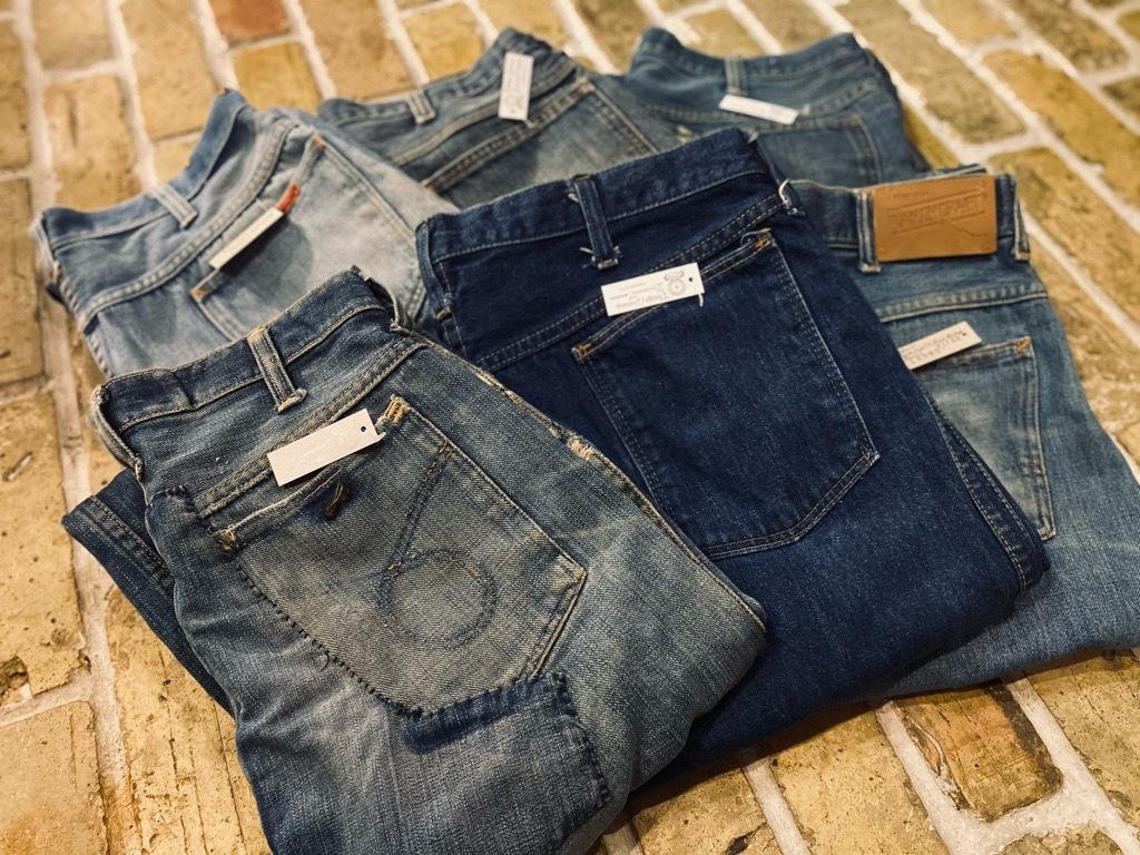 マグネッツ神戸店 3/31(水)Vintage入荷! #5 5Pocket Jeans +Sneaker!!!_c0078587_18130298.jpg