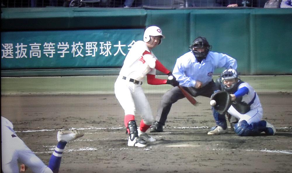 春の選抜高校野球 明豊高校(大分)がベスト4進出_b0114798_17122639.jpg