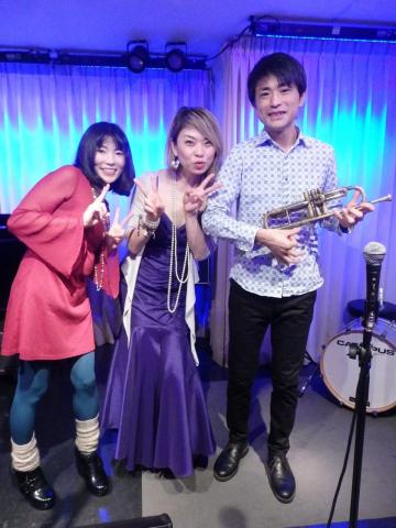 広島 Jazzlive Cominジャズライブカミン 本日4月5日のライブ_b0115606_11060777.jpeg