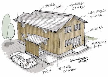 高崎の家(五城目町)内覧会_e0148212_23012362.jpg