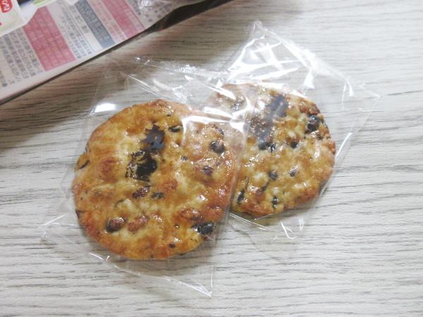 【三幸製菓】丸大豆せんべい_c0152767_22023772.jpg