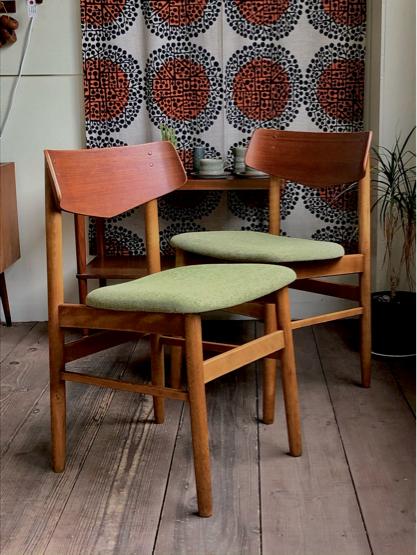 Dining chair ①_c0139773_16495802.jpg