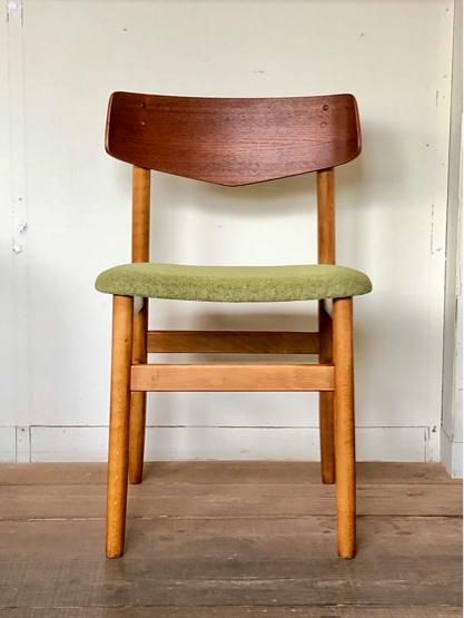 Dining chair ①_c0139773_16500056.jpg