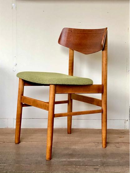Dining chair ①_c0139773_16500152.jpg