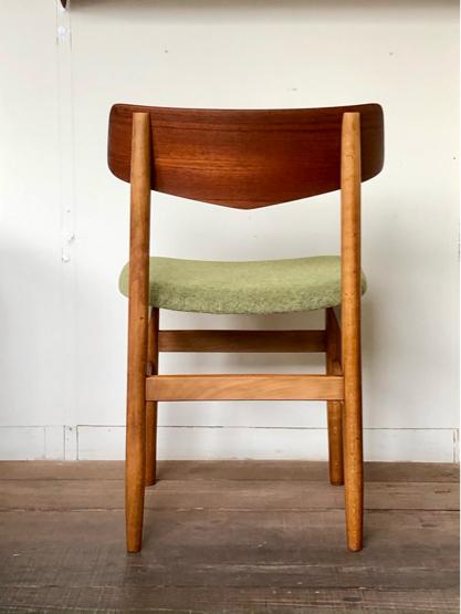 Dining chair ①_c0139773_16500358.jpg