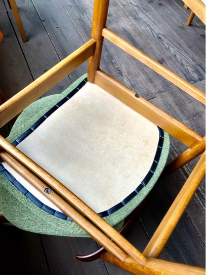 Dining chair ①_c0139773_16511527.jpg