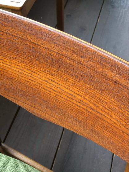 Dining chair ①_c0139773_16525881.jpg