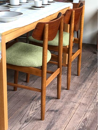 Dining chair ②_c0139773_16533978.jpg