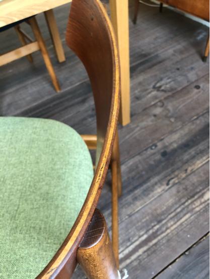 Dining chair ①_c0139773_16571959.jpg