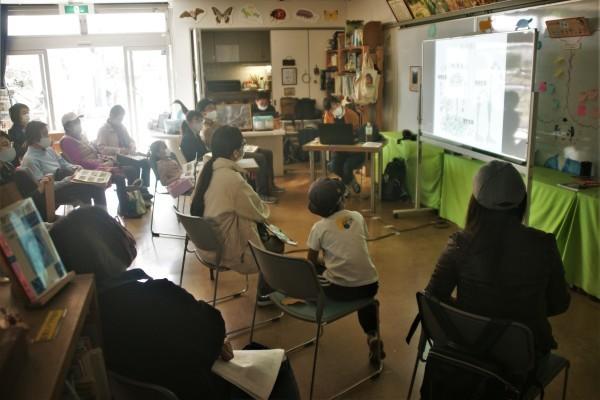 自然学習講座「はじめてのコケ観察会」を実施しました!_d0121678_12095513.jpg