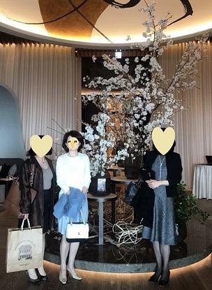 フォーシーズンズホテル東京大手町 ピニェート_a0264383_22055057.jpg