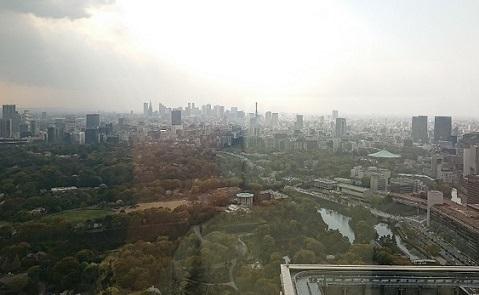 フォーシーズンズホテル東京大手町 ピニェート_a0264383_22061764.jpg