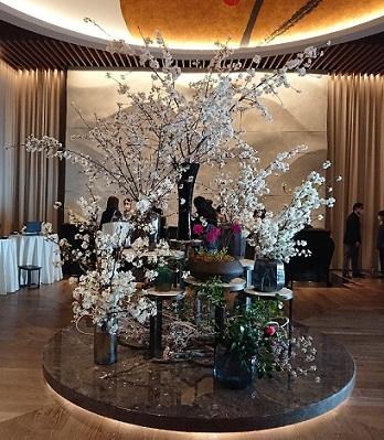 フォーシーズンズホテル東京大手町 ピニェート_a0264383_22062894.jpg