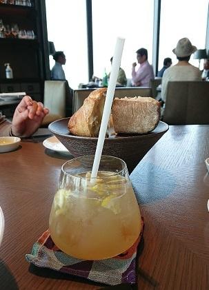 フォーシーズンズホテル東京大手町 ピニェート_a0264383_22065276.jpg