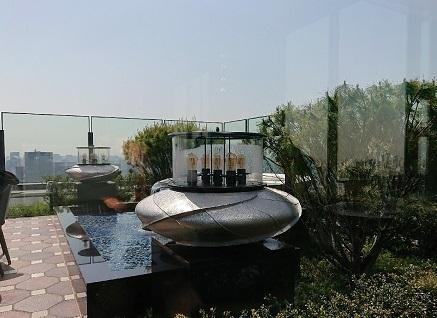 フォーシーズンズホテル東京大手町 ピニェート_a0264383_22071119.jpg