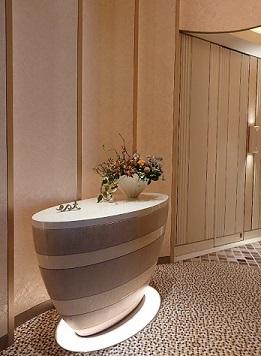 フォーシーズンズホテル東京大手町 ピニェート_a0264383_22072567.jpg