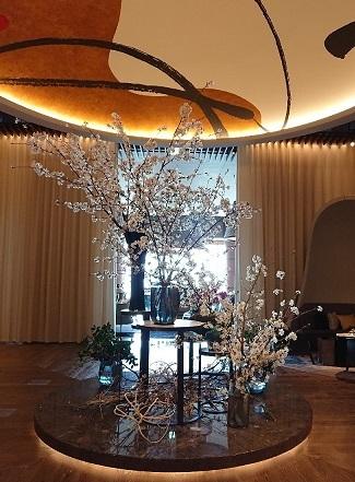 フォーシーズンズホテル東京大手町 ピニェート_a0264383_22072880.jpg