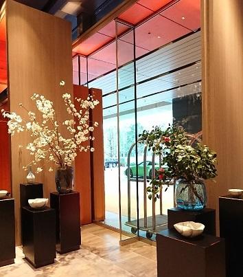 フォーシーズンズホテル東京大手町 ピニェート_a0264383_22073419.jpg
