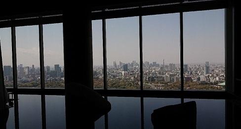 フォーシーズンズホテル東京大手町 ピニェート_a0264383_22073895.jpg